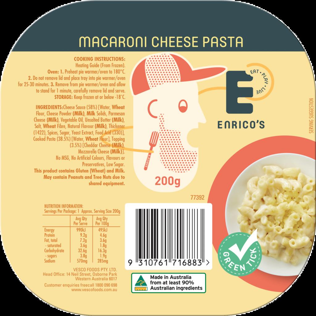 Macaroni Cheese Pasta